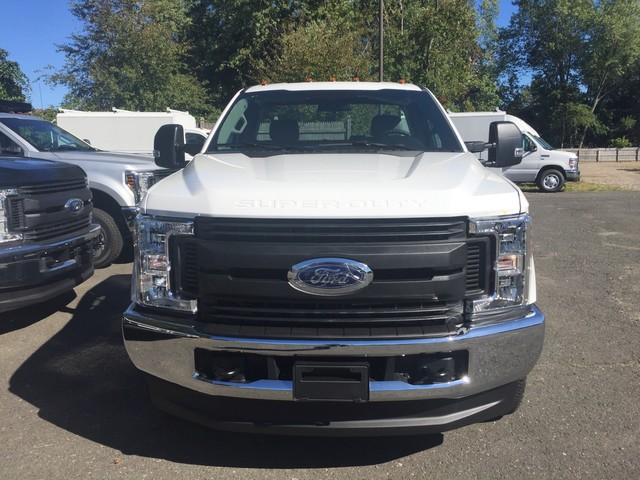 2019 F-350 Regular Cab DRW 4x4,  Cab Chassis #Y0031 - photo 4