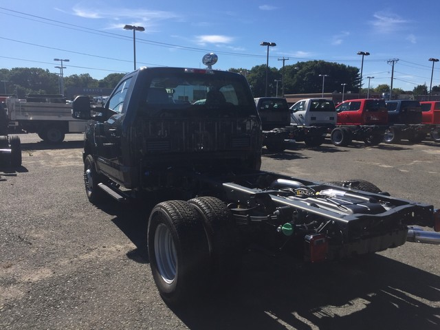 2019 F-350 Regular Cab DRW 4x4,  Cab Chassis #Y0036 - photo 2