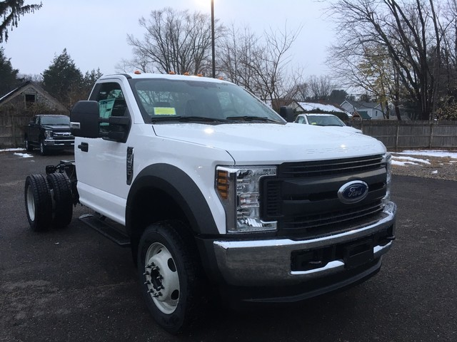 2019 F-550 Regular Cab DRW 4x4,  Cab Chassis #Y0111 - photo 5