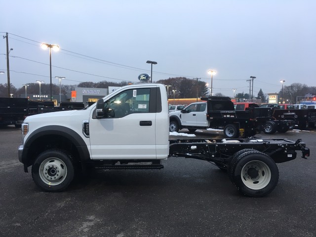 2019 F-550 Regular Cab DRW 4x4,  Cab Chassis #Y0111 - photo 7