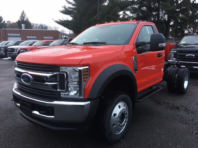 2019 F-550 Regular Cab DRW 4x4,  Cab Chassis #Y0112 - photo 3