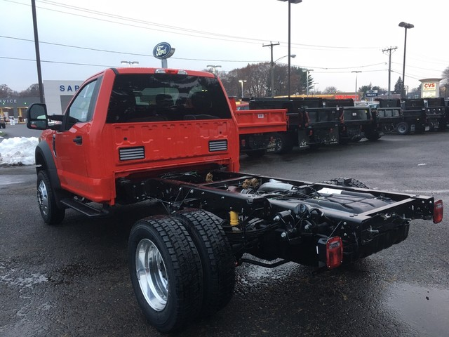 2019 F-550 Regular Cab DRW 4x4,  Cab Chassis #Y0112 - photo 4