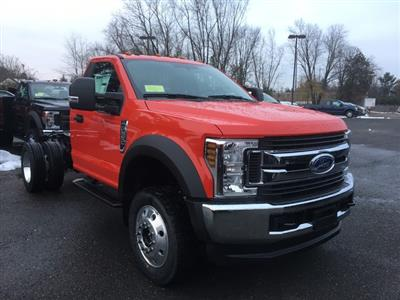 2019 F-550 Regular Cab DRW 4x4,  Cab Chassis #Y0112 - photo 5