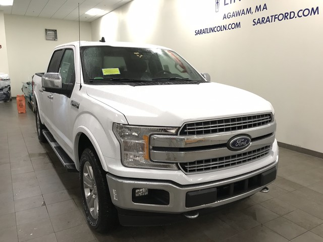 2019 F-150 SuperCrew Cab 4x4,  Pickup #Y0221 - photo 3