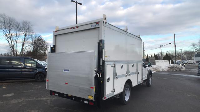 2019 Ford F-550 Regular Cab DRW 4x4, Dejana Service Utility Van #Y0630 - photo 1
