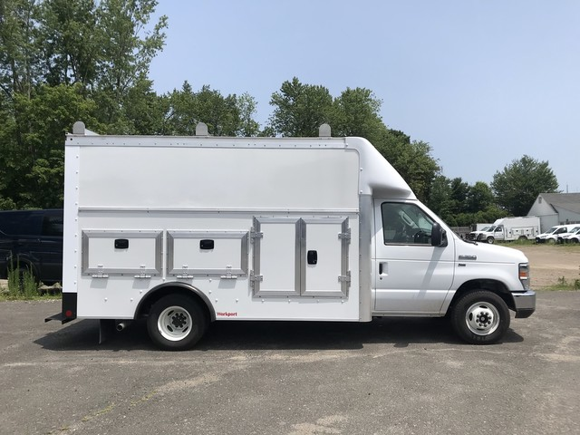2019 Ford E-350 4x2, Rockport Service Utility Van #Y0922 - photo 1