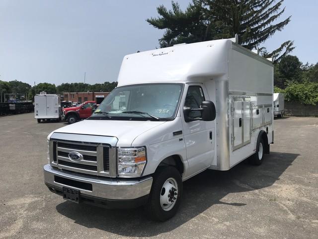 2019 E-350 4x2, Rockport Workport Service Utility Van #Y0922 - photo 5
