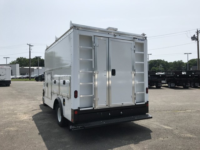 2019 E-350 4x2, Rockport Workport Service Utility Van #Y0922 - photo 9