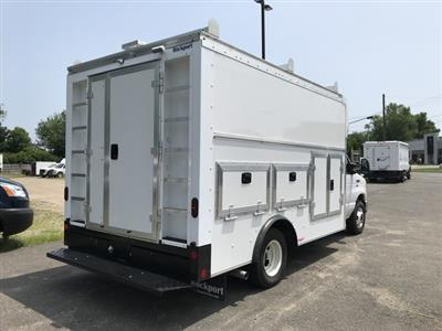 2019 E-350 4x2, Rockport Workport Service Utility Van #Y0922 - photo 2