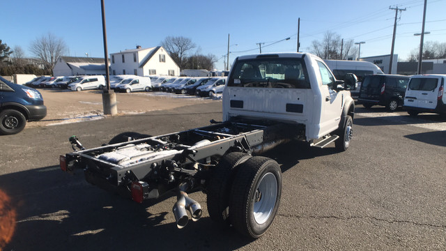 2019 Ford F-550 Regular Cab DRW 4x4, Cab Chassis #Y1528 - photo 1