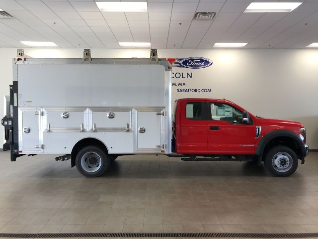 2019 Ford F-550 Super Cab DRW 4x4, Dejana Service Utility Van #Y1535 - photo 1