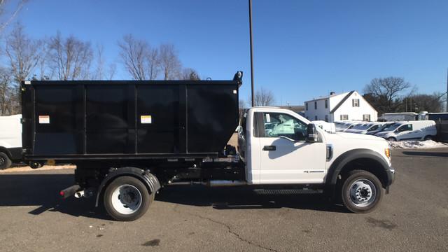2019 Ford F-550 Regular Cab DRW 4x4, Switch N Go Hooklift Body #Y1569 - photo 1
