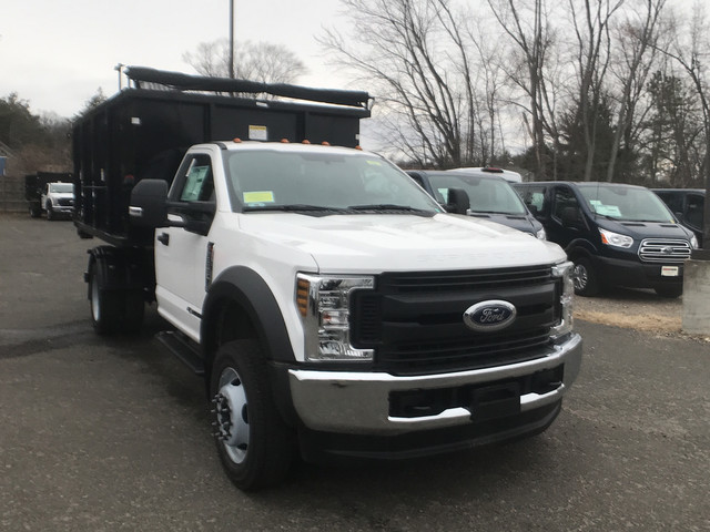 2019 Ford F-550 Regular Cab DRW 4x4, Switch N Go Hooklift Body #Y1590 - photo 1
