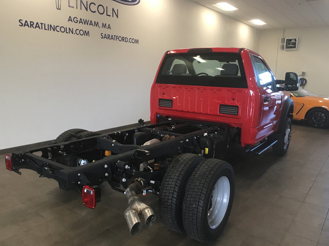 2019 Ford F-550 Regular Cab DRW 4x4, Cab Chassis #Y1595 - photo 1