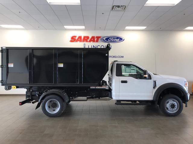 2020 Ford F-550 Regular Cab DRW 4x4, Switch N Go Hooklift Body #Z0455 - photo 1