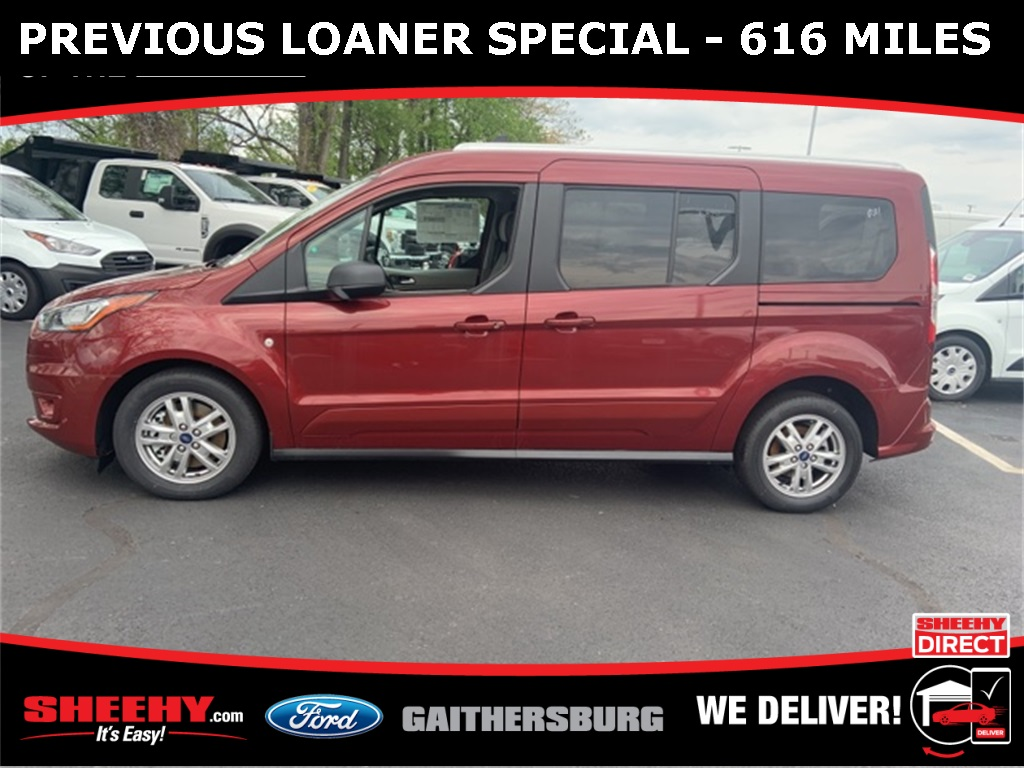 2020 Ford Transit Connect, Passenger Wagon #C1464719 - photo 4