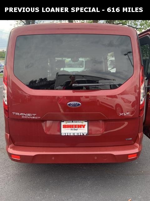 2020 Ford Transit Connect, Passenger Wagon #C1464719 - photo 8