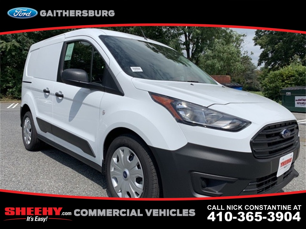 2021 Ford Transit Connect, Empty Cargo Van #C1486207 - photo 1