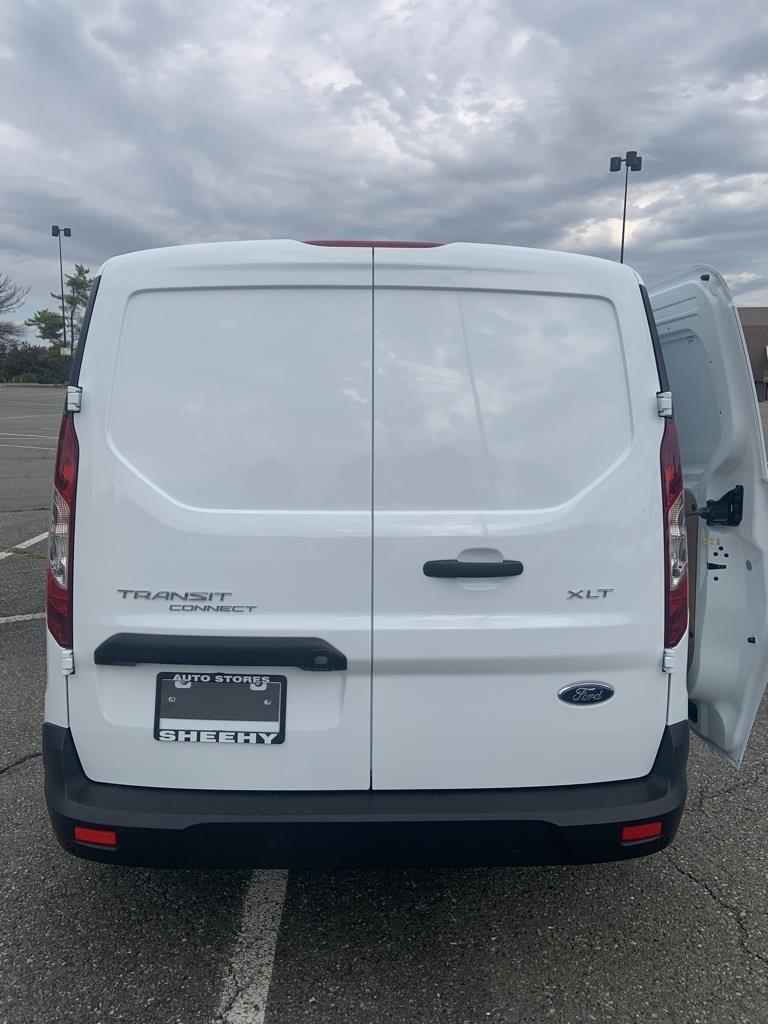 2021 Ford Transit Connect, Empty Cargo Van #C1486368 - photo 7