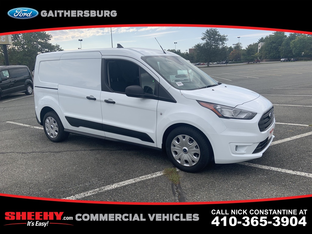 2021 Ford Transit Connect, Empty Cargo Van #C1486369 - photo 1