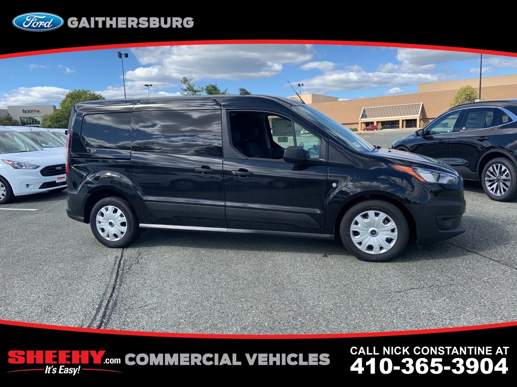 2021 Ford Transit Connect, Empty Cargo Van #C1486585 - photo 1