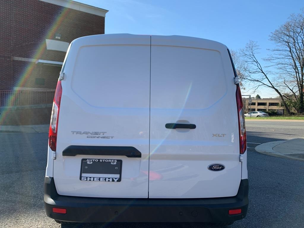 2021 Ford Transit Connect, Empty Cargo Van #C1490371 - photo 4