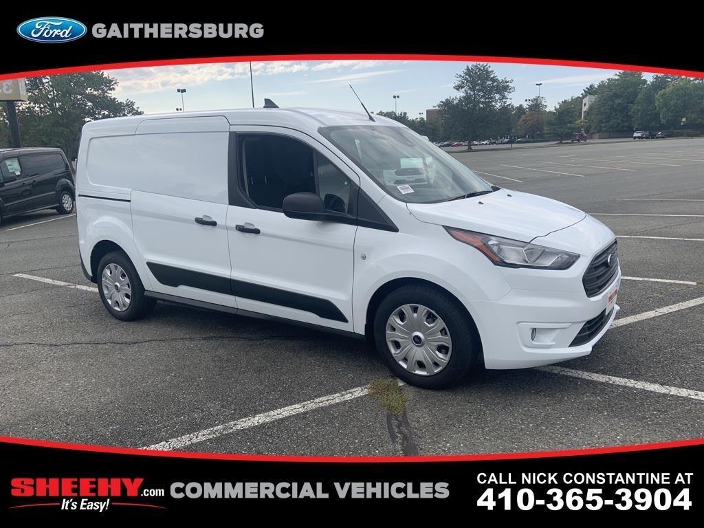2021 Ford Transit Connect, Empty Cargo Van #C1490824 - photo 1