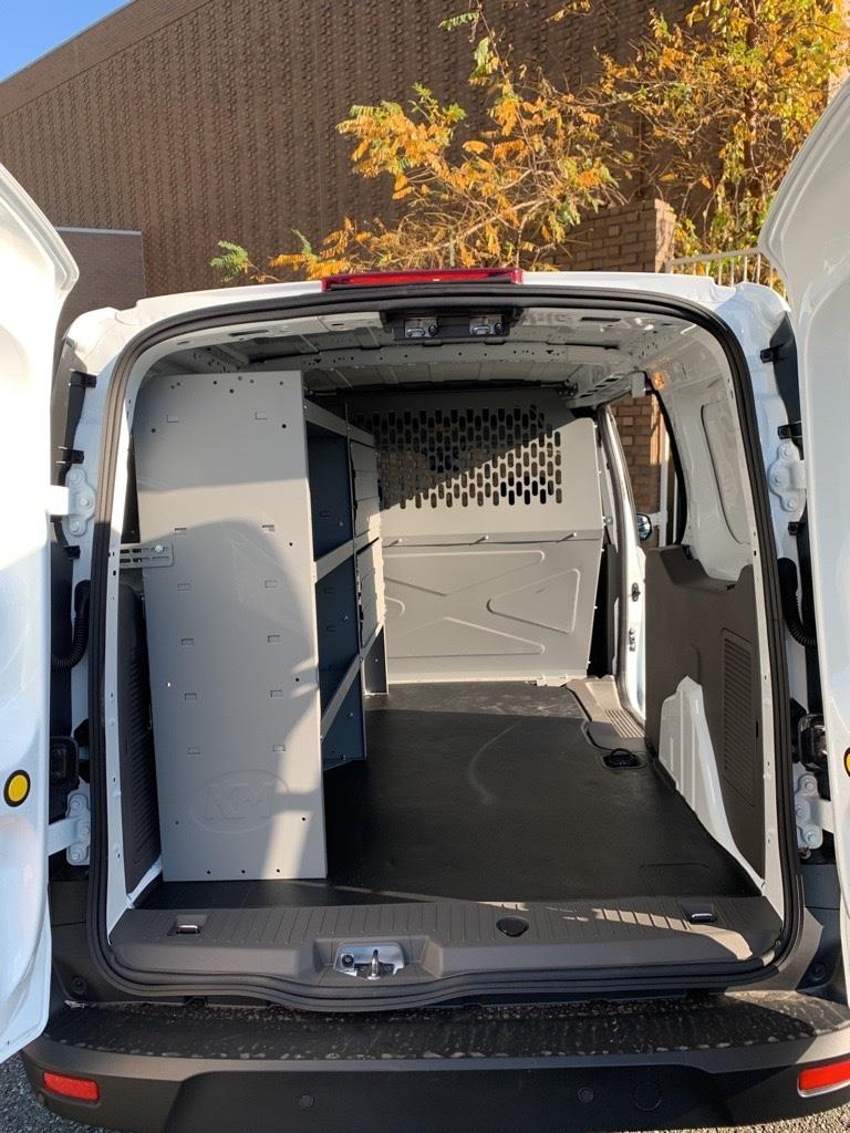 2021 Ford Transit Connect, Kargo Master Upfitted Cargo Van #C1493229 - photo 2