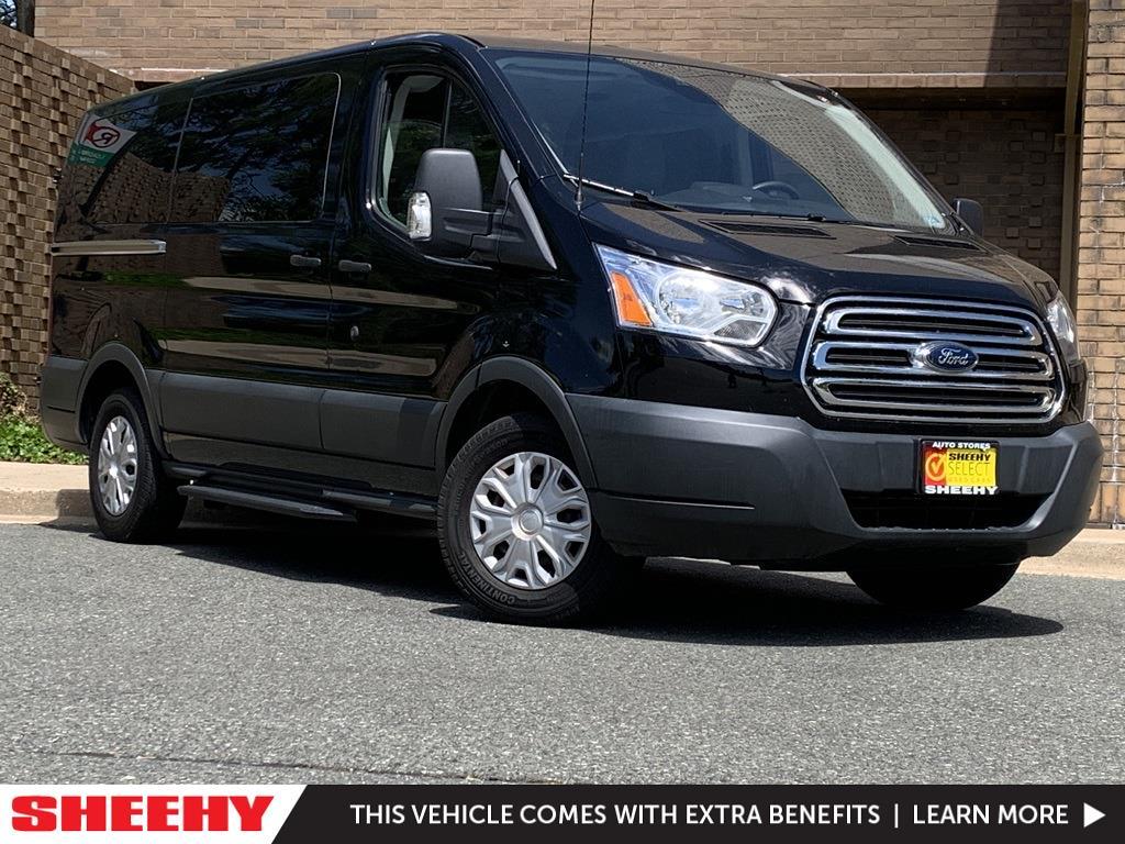 2016 Ford Transit 150 Low Roof 4x2, Passenger Wagon #CBR10044 - photo 1