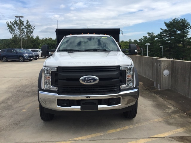 2018 F-450 Regular Cab DRW 4x2,  Rugby Dump Body #CDA03595 - photo 4