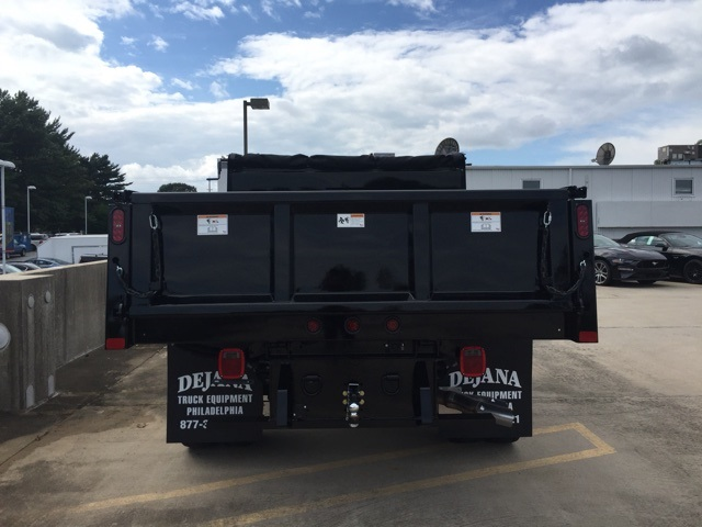 2018 F-450 Regular Cab DRW 4x2,  Rugby Dump Body #CDA03595 - photo 2
