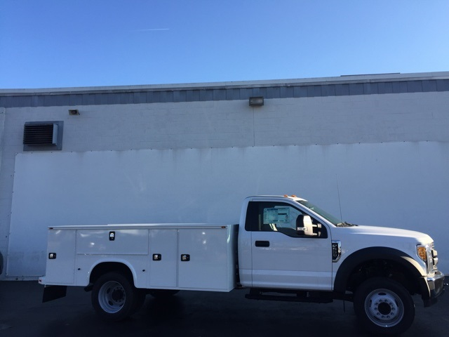 2017 F-550 Regular Cab DRW, Service Body #CDA06058 - photo 3