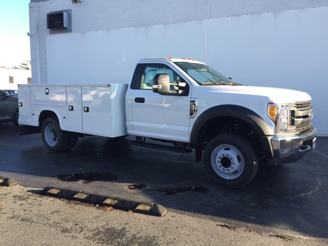 2017 F-550 Regular Cab DRW, Service Body #CDA06058 - photo 4