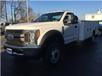 2017 F-550 Regular Cab DRW, Service Body #CDA06058 - photo 1