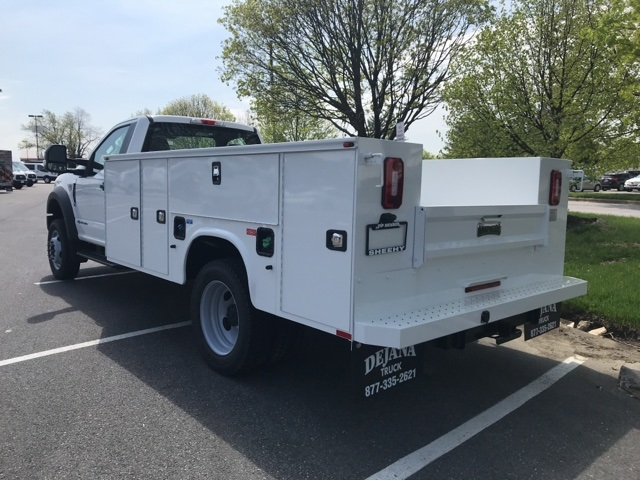 2019 F-550 Regular Cab DRW 4x2,  Knapheide Service Body #CDA10223 - photo 1
