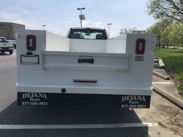 2019 F-550 Regular Cab DRW 4x2,  Knapheide Standard Service Body #CDA10223 - photo 9