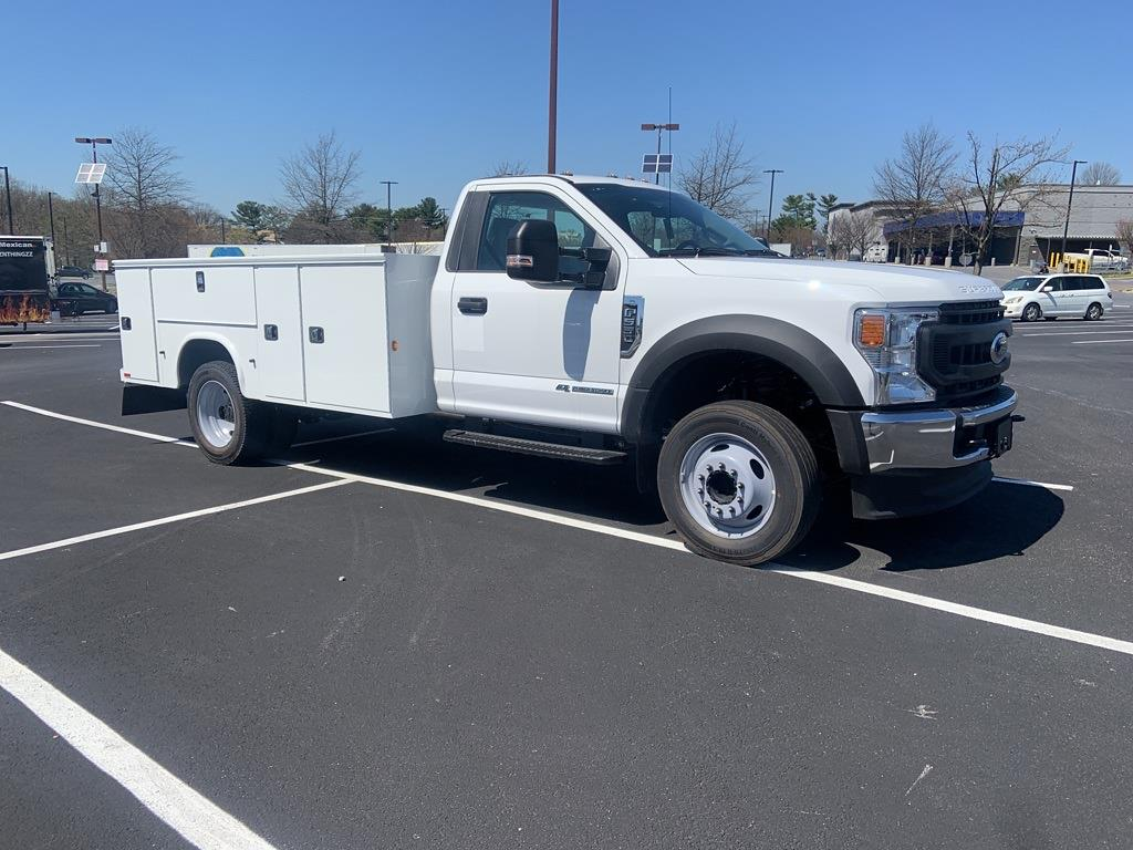 2020 Ford F-550 Regular Cab DRW 4x2, Knapheide Service Body #CDA11707 - photo 1