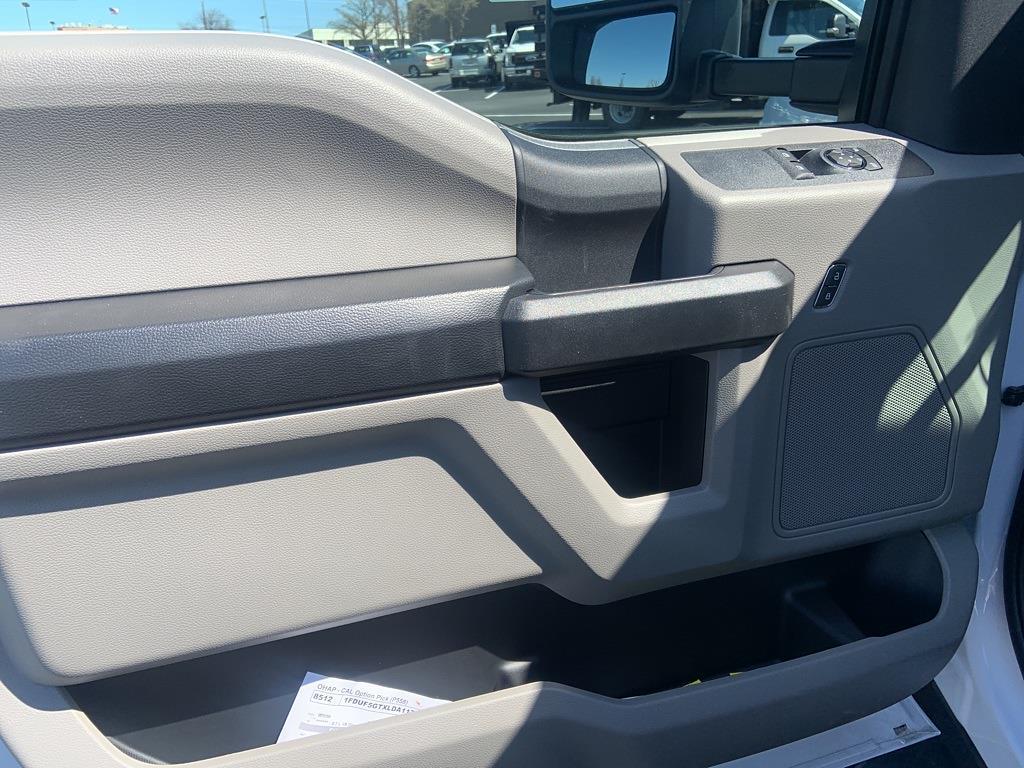 2020 Ford F-550 Regular Cab DRW 4x2, Knapheide Steel Service Body #CDA11707 - photo 15