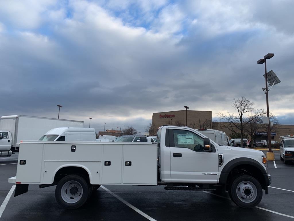 2020 Ford F-450 Regular Cab DRW 4x2, Knapheide Steel Service Body #CDA15668 - photo 6