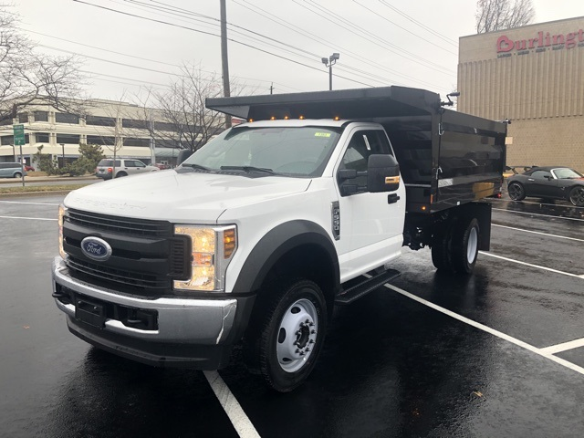 2019 F-550 Regular Cab DRW 4x4, Rugby Landscape Dump #CDA17901 - photo 1