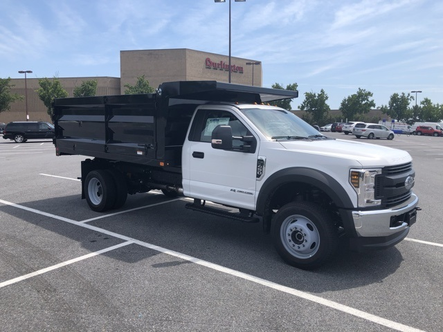 2019 F-450 Regular Cab DRW 4x4,  Rugby Landscape Dump #CDA20941 - photo 1