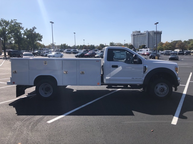 2019 Ford F-450 Regular Cab DRW 4x4, Reading SL Service Body #CDA27084 - photo 3