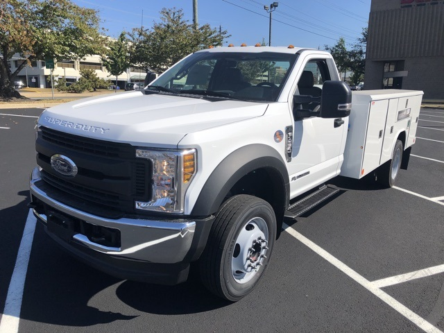 2019 Ford F-450 Regular Cab DRW 4x4, Reading SL Service Body #CDA27084 - photo 5