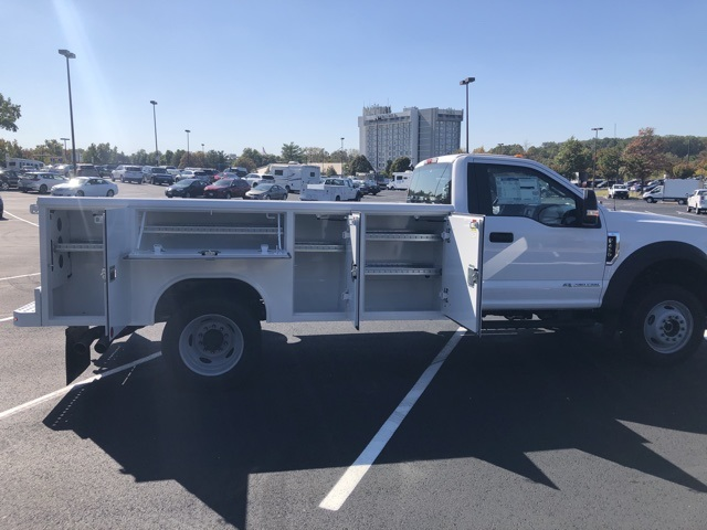 2019 F-450 Regular Cab DRW 4x4, Reading SL Service Body #CDA27084 - photo 8