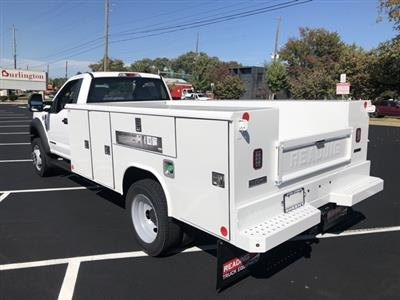 2019 F-450 Regular Cab DRW 4x4, Reading SL Service Body #CDA27084 - photo 2