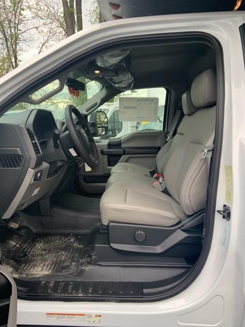 2019 Ford F-550 Regular Cab DRW 4x4, Freedom Workhorse Stake Bed #CDA27295 - photo 10