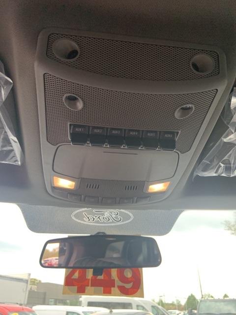 2019 Ford F-550 Regular Cab DRW 4x4, Freedom Workhorse Stake Bed #CDA27295 - photo 14