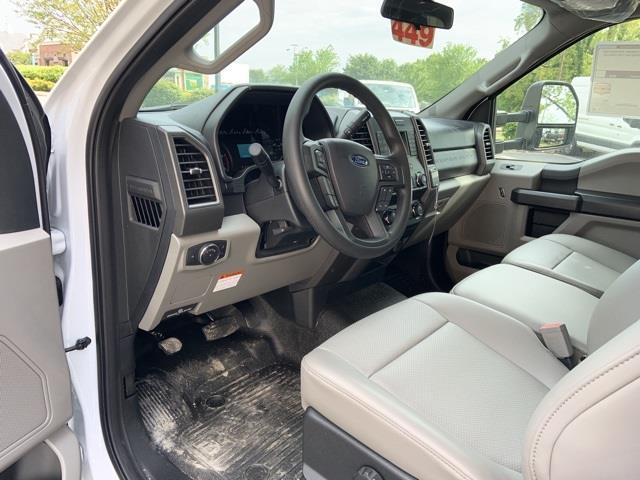 2019 Ford F-550 Regular Cab DRW 4x4, Freedom Workhorse Stake Bed #CDA27295 - photo 20