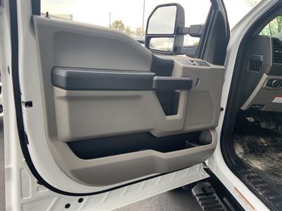 2019 Ford F-550 Regular Cab DRW 4x4, Freedom Workhorse Stake Bed #CDA27295 - photo 9