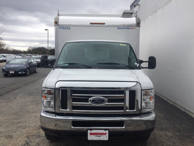 2018 E-350, Dejana Truck & Utility Equipment Service Utility Van #CDC13187 - photo 5